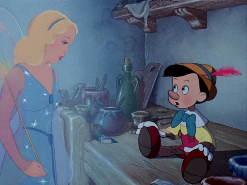 trasposizione cinematografica di Pinocchio
