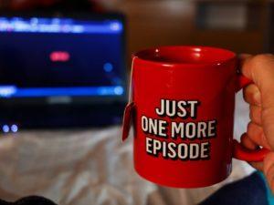 Binge Watching: maratona di episodi